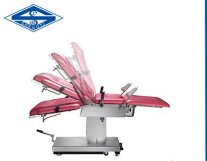 HFMPB06C 型机械产床 电动妇科手术床 妇科手术床