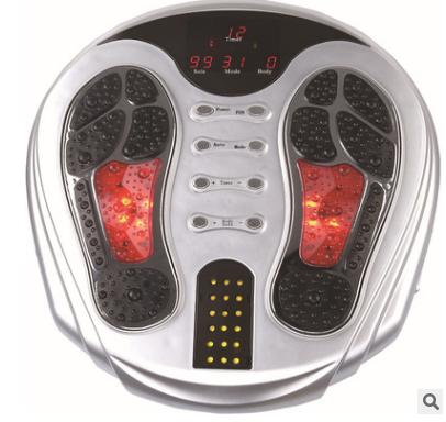 送电磁波自动脚底按摩红外线按摩缓解父母疲劳安全遥控按摩理疗仪