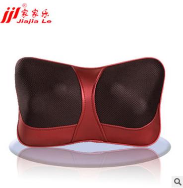 一件代发 迷你汽车按摩枕正品车载颈椎按摩器家用多功能按摩垫