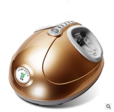 厂家批发新款足疗器电动足疗机脚底按摩器多功能足部按摩美足宝