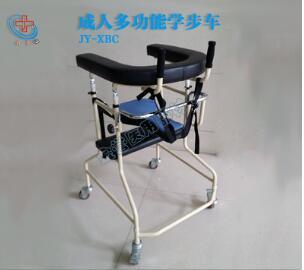 成人多功能学步车 站立架 助行助步器 成人偏瘫用车