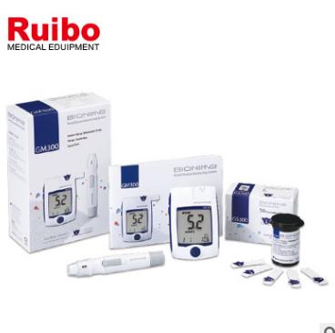 批发医疗设备 瑞特GM300家用血糖免条码测试仪 血糖试纸测试仪