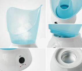 厂家直销 贝纳斯 纳米家用 保湿喷雾机 冷热喷蒸脸器