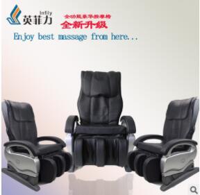 智能按摩椅垫3D指压全功能豪华按摩靠垫 泰式开背加热沙发按摩垫
