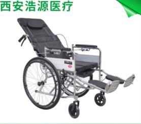 医院医用钢管轮椅 残疾人电动轮椅车 铝合金轻便折叠轮椅