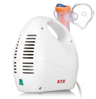 喜芝堂600MA 雾化器儿童医用家用成人化痰 空气压缩雾化机器包邮