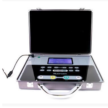 诺普恩医用家用医疗器械加工数码多功能经络激光生物电综合理疗仪