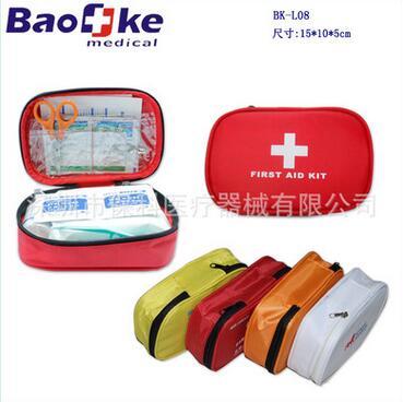 厂家直销户外医疗应急包旅游探险便携防水急救包套装现货批发D16