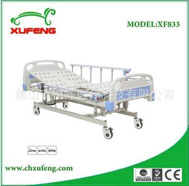 厂家直销简易三功能电动病床多功能护理床款式出口款式多种可选