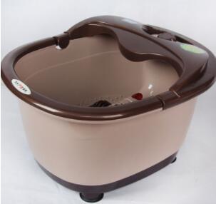 康立达电动泡脚足疗桶 全自动按摩足浴盆