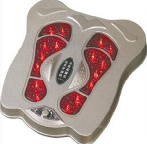 电动足疗机脚底震动按摩器足底红外理疗仪器足疗按