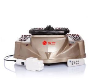 无线气血循环机 中老年保健气血通 脚底按摩器