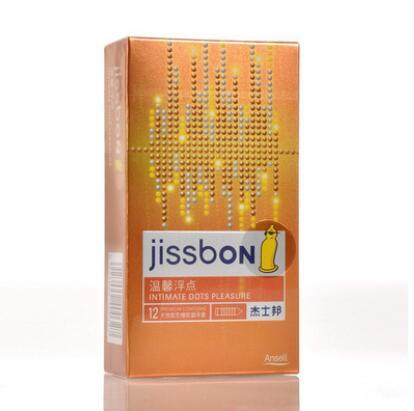 批发供应正品杰士邦 温馨浮点12只装安全套避孕计生成人情趣用品