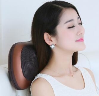 颈椎按摩器仪颈部腰部腿部肩部背部多功能