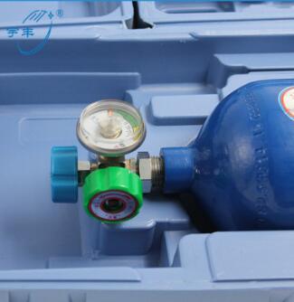 厂家直销供应家用氧气瓶 2L 4L 7L