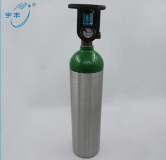 铝合金氧气瓶 宇丰新品首发铝合金氧气瓶