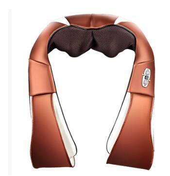 颈肩按摩器披肩 颈椎揉捏按摩披肩 热敷理疗仪