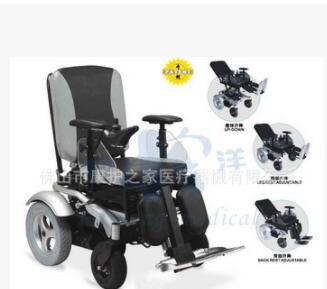手动两用助力轮椅拖头车 KY154