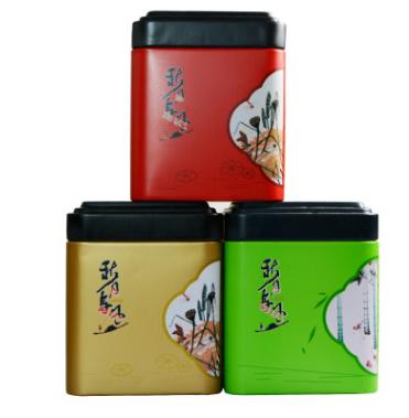 2017新茶上市 特级明前龙井 50克铁盒装 杭州茶叶绿茶龙井批发