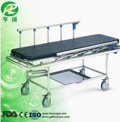 厂家热销医院不锈钢过床车可拆卸