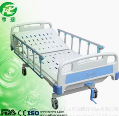 厂家热销手动单摇床医院养老院疗养中心护理床门诊医疗病床