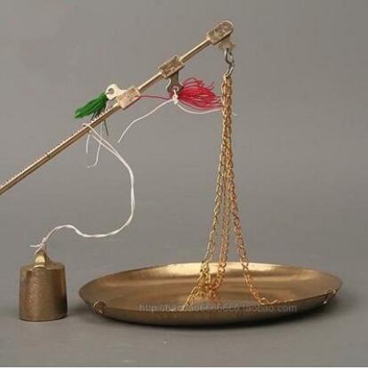 小铜称250-1000克中药小称戳子秤,中药秤,小铜秤,食品称,厨房称