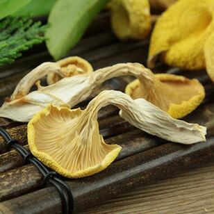 鸡油菌山珍菌菇 香菇类食用菌干货 菌类