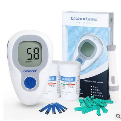 爱奥乐G-425-3电子血糖仪 家用 厂家生产血糖测量试仪器 加工定制