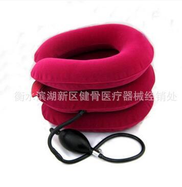 厂家直接供应全绒 半绒 中老人专用颈椎牵引器