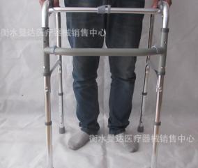 铝合金助行器老人助步器