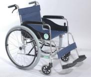 众和轮椅车60L-01航太铝合金轮椅