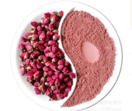 供应 超细中药粉 玫瑰花粉加工批发