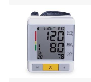 中性英文 家用血压计 腕式血压计 FDA血压计 血压计工厂 U60BH