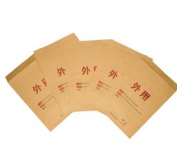 深圳厂家定制中药纸袋中药袋西药袋牛皮纸袋包装袋包邮