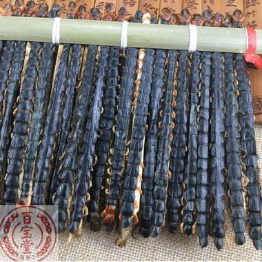 动物原药材批发 整条足干货12公分百足虫 药食两用蜈蚣