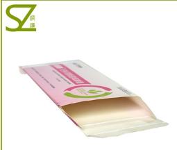 药品包装盒纸盒 妇科药品用具盒子 定制彩印白卡纸盒 医药胶囊盒