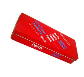 铁盒工厂定制药品包装铁盒 长方形丙球收纳铁盒 医药包装金属铁盒