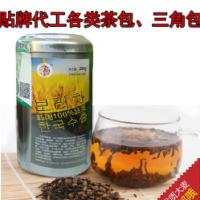 花草茶罐装2016新茶特级大麦茶 袋泡茶oem全网低价脂花茶oem