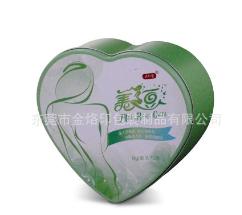 【厂家定制】心形马口铁罐 美容产品马口铁包装 心形礼品铁盒