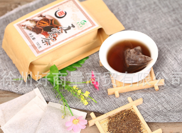 五宝茶养生茶袋泡茶男人茶强壮体质不痛不酸持续长久养生茶代加工