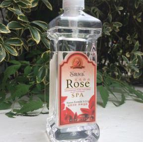 玫瑰按摩精油香薰润肤油