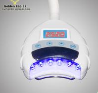 冷光牙齿美白仪带负离子功能, 刷卡控制启动功能
