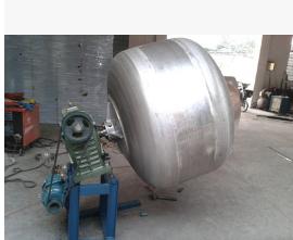 厂家生产供应异型糖衣机小型荸荠式糖衣机by不锈钢糖衣机