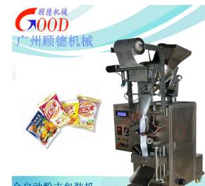 厂价销售全自动粉剂包装机 立式粉体自动分装机 燕麦粉定量包装机