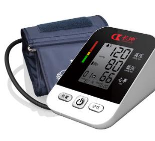 臂式电子语音血压计 ck-A158长坤锂电池充电血压计 厂家直销