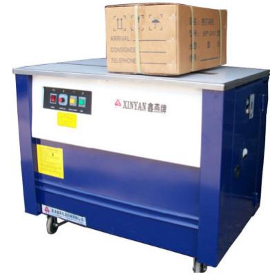 北海纸箱打包机,贺州半自动打包机,广西厂家打包机价格、捆扎机