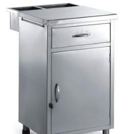 F-G25不锈钢床头柜