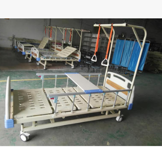 ABS床头三摇护理床