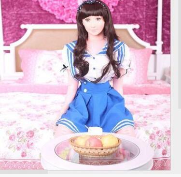 性用品范冰冰坐姿 站姿一体充气娃娃