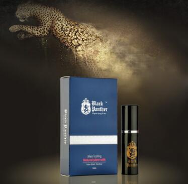 日本黑豹二代延时喷剂10ml成人用品男用情趣性保健品